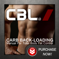 Get the Carb Back-Loading Book now!