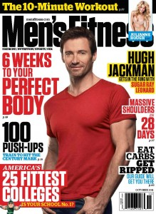 Muscle and Fitness Oct 2011