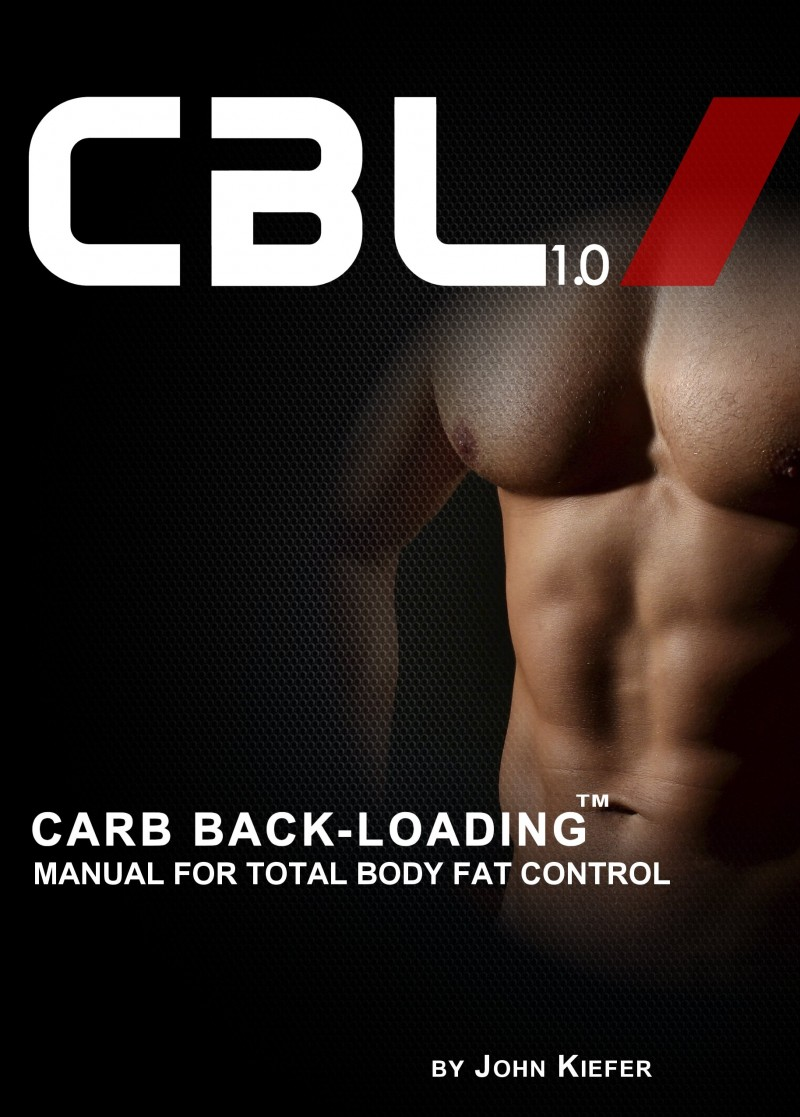 Carb Back-Loading Book Available Now