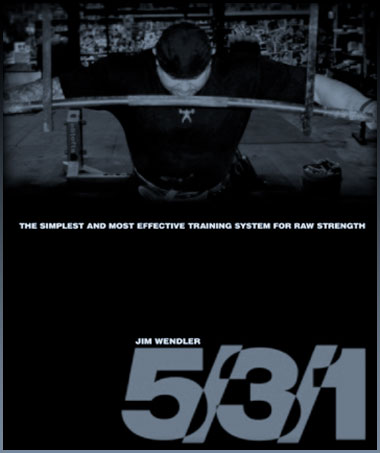 Wendler 5/3/1 cover