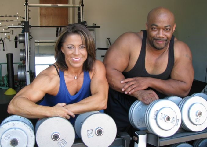 Tammy and Monte, owners of Kinetic Chain Sport in Dublin, CA
