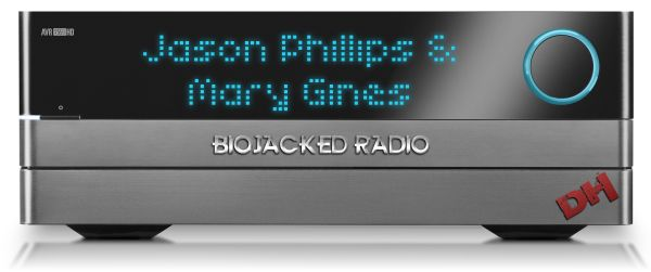 BioJacked #12: Jason Phillips and Mary Gines