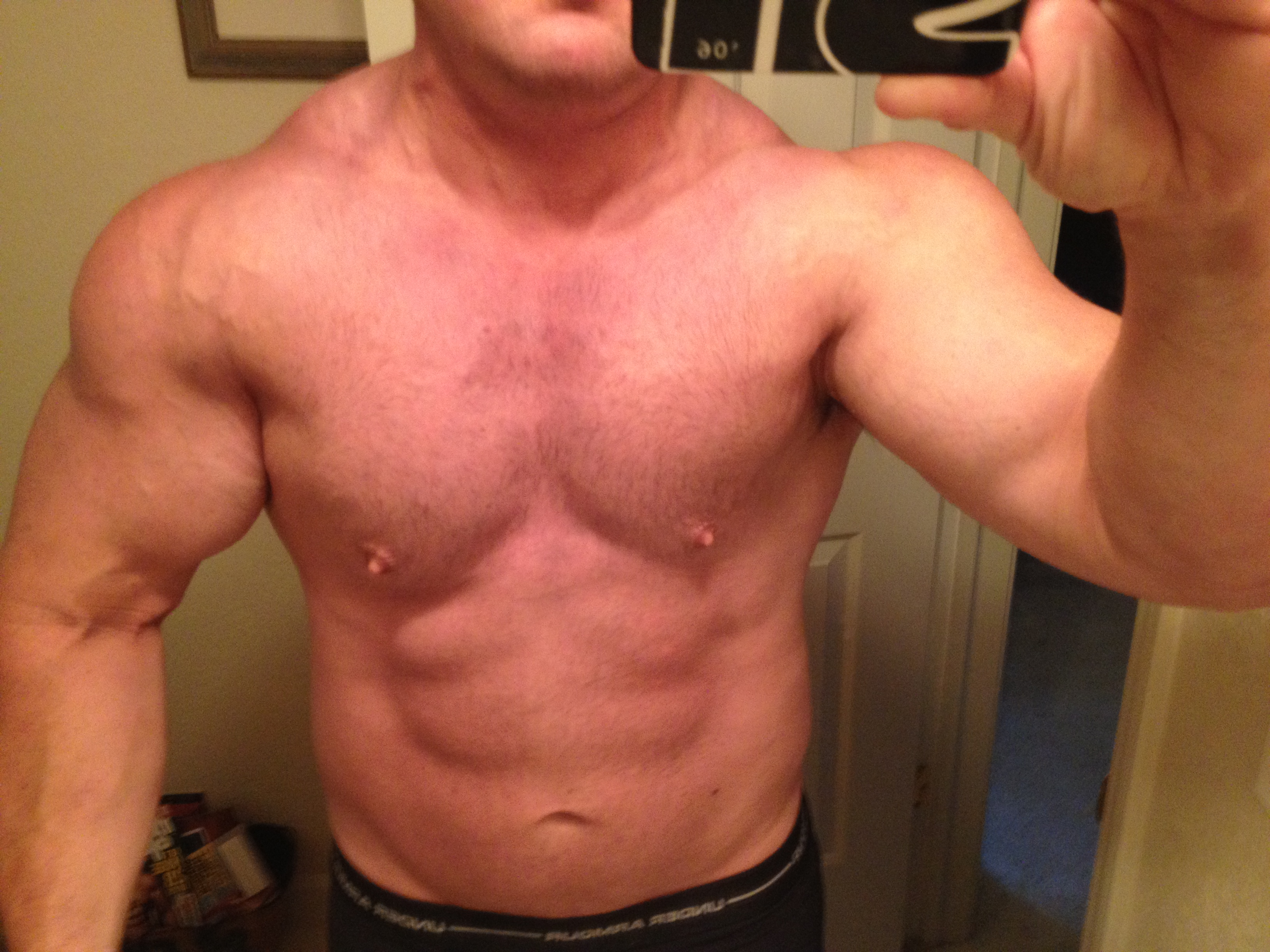 Carb Nite: How Mark Bell Lost 50 Pounds of Fat
