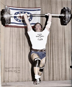 Bob Bednarski, one of the top heavyweight Olympic-style weightlifters of the 1960s,
