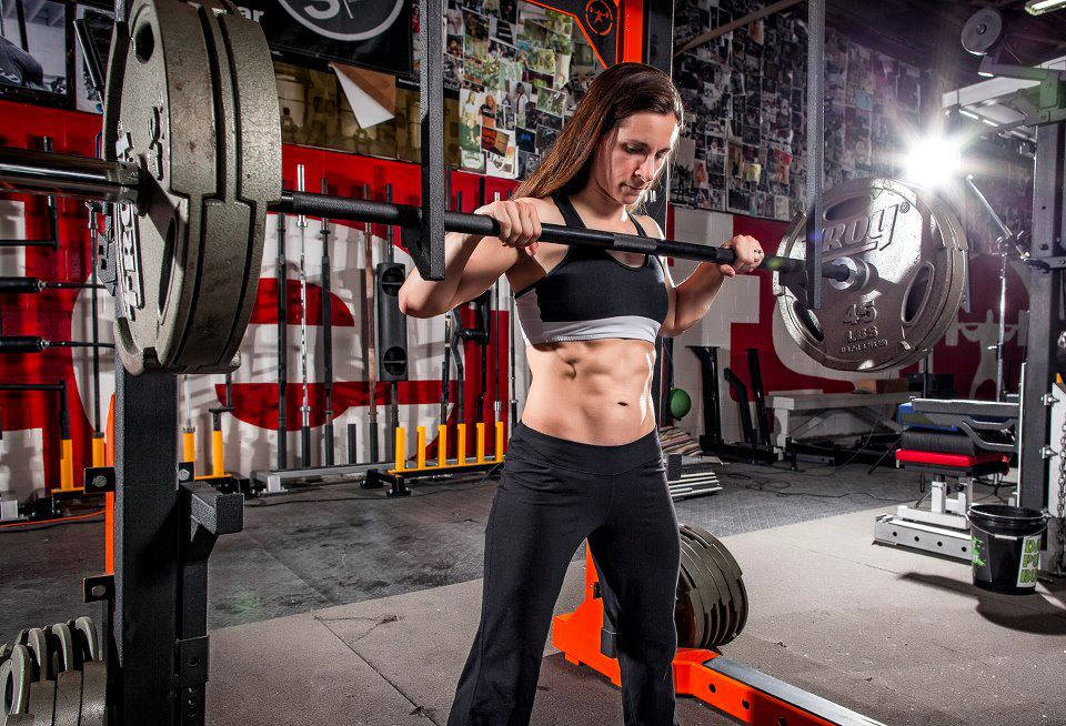 THE SEXY, STRONG WOMAN: LOSE WEIGHT, GAIN MUSCLE By Julia Ladewski