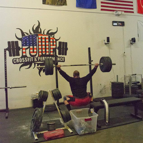 The Mellow Metcon: Conditioning For Strength Blocks