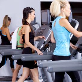 treadmill women