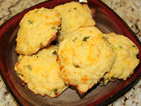 ULC Cheesy Jalapeno Biscuits Recipe Step 9: Enjoy