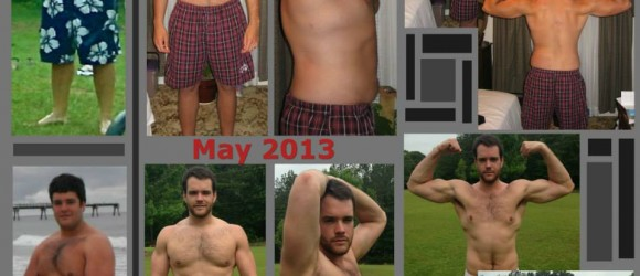 Transformation Spotlight: Seth Lirette