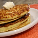 Ultra Low Carb Almond Flour Pancakes